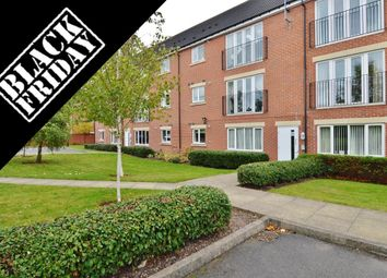 Thumbnail 2 bed flat for sale in Greenock Crescent, Wolverhampton