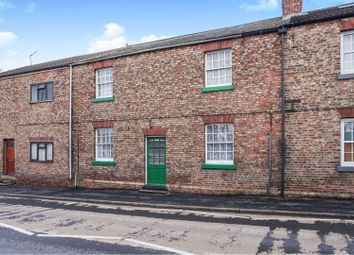 Thumbnail 3 bed terraced house for sale in Shearburn Terrace, Snaith, Goole
