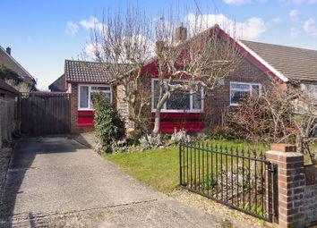 Thumbnail 3 bed detached bungalow for sale in Kent Road, Littlehampton