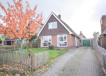 Thumbnail 3 bed detached house for sale in Boswell Close, Kinoulton, Nottingham