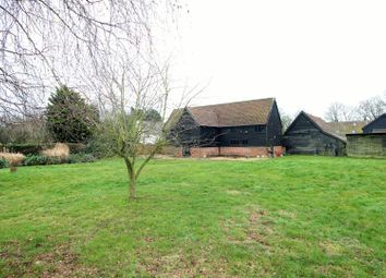 Thumbnail 5 bed barn conversion for sale in Bildeston Road, Combs, Stowmarket