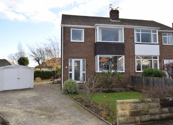 Thumbnail 3 bed semi-detached house for sale in Greenfield Road, Ossett