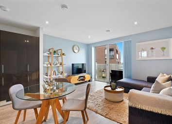 Thumbnail 1 bed flat for sale in Chandlers Avenue, London
