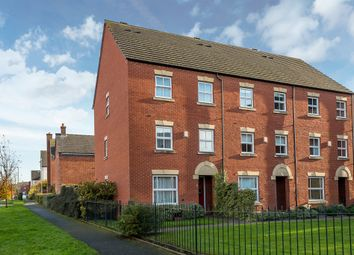 Thumbnail 3 bed end terrace house for sale in Whitehouse Drive, Lichfield