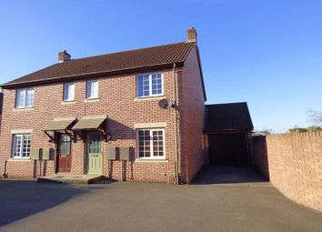 Thumbnail 2 bed semi-detached house for sale in Pastures Avenue, St. Goerges, Weston-Super-Mare