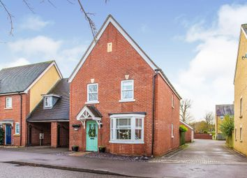 4 bed detached house for sale in Cheere Way, Papworth Everard, Cambridge CB23