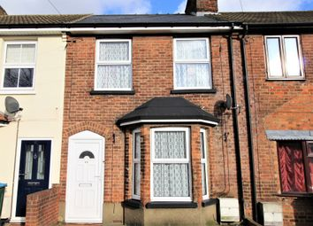 Thumbnail 2 bedroom terraced house for sale in Park Street, Aylesbury Buckinghamshire