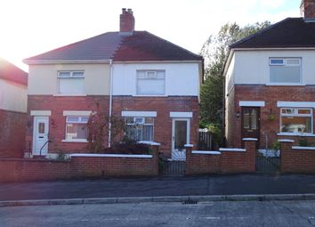Thumbnail 2 bedroom semi-detached house for sale in 101 Dunraven Park, Belfast