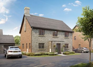 4 bed detached house for sale in Lakeview, Colwell Green, Witney, Oxfordshire OX29