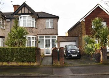 Thumbnail 3 bed end terrace house for sale in Wykeham Road, Harrow, Middlesex
