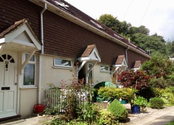 Thumbnail 2 bed terraced house to rent in Fernhill Heights, Charmouth, Bridport, Dorset
