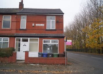 Thumbnail 3 bed terraced house to rent in Cranmere Ave, Manchester