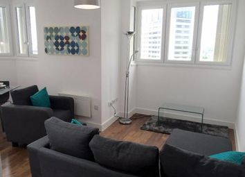 Thumbnail 2 bed flat to rent in 814 Metropolitan House, 1 Hagley Road, Birmingham