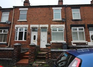 2 bed terraced house for sale in Nash Peak Street, Tunstall, Stoke-On-Trent ST6