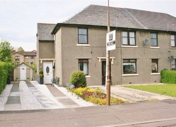 Thumbnail 3 bed flat for sale in Anderson Drive, Denny, Stirlingshire