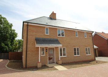 Thumbnail 4 bed detached house for sale in Plot 4, 'the Chancellors', Bedford Road, Moggerhanger