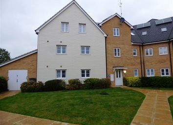 Thumbnail 2 bedroom flat to rent in Le Noke Avenue, Noak Hill, Romford