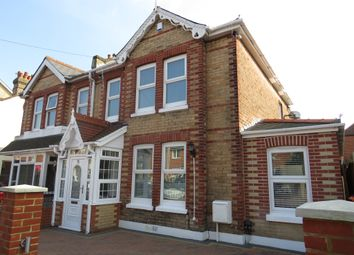Thumbnail 5 bed semi-detached house for sale in Parkwood Road, Southbourne, Bournemouth