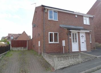 Thumbnail 2 bed semi-detached house for sale in High Holborn, Ilkeston, Derbyshire