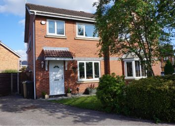 Thumbnail 3 bed semi-detached house for sale in Haseley Close, Bradley Fold, Radcliffe