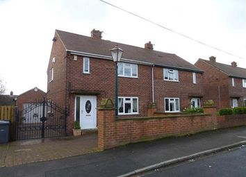 Thumbnail 2 bed semi-detached house for sale in Windhill Crescent, Staincross, Barnsley
