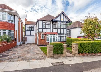 Thumbnail 4 bed detached house to rent in Edgeworth Crescent, London