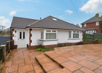 Thumbnail 4 bed detached bungalow for sale in Farm Lane South, Barton On Sea, New Milton