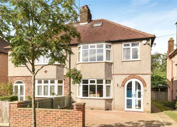 Thumbnail 3 bed semi-detached house for sale in Westfield Avenue, Watford, Hertfordshire