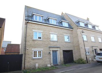 Thumbnail 4 bed town house for sale in The Barns, Littleport, Ely