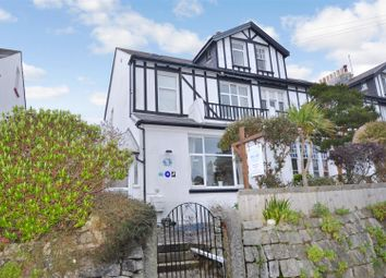 Thumbnail 6 bed end terrace house for sale in Gyllyngvase Terrace, Falmouth