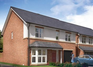"Thumbnail 4 bed detached house for sale in ""The Rosebury"" at Markle Grove, East Rainton, Houghton Le Spring"