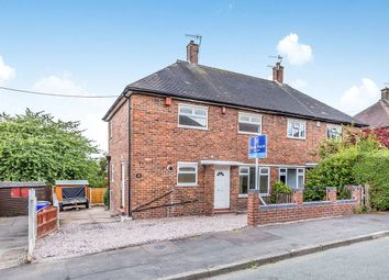 Thumbnail 3 bed semi-detached house for sale in Mallorie Road, Stoke-On-Trent