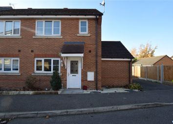 Thumbnail 3 bed end terrace house for sale in Nightingale Crescent, Harold Wood, Essex