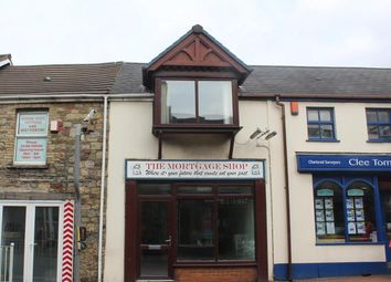 Thumbnail Commercial property for sale in High Street, Ammanford