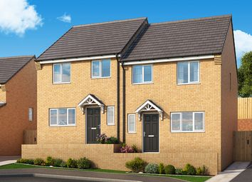 "Thumbnail 3 bed property for sale in ""The Larch"" at Manor Way, Peterlee"