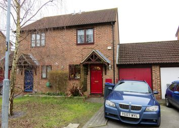 Thumbnail 2 bed semi-detached house to rent in Stoney Cross, Ludgershall, Ludgershall, Andover, Hampshire