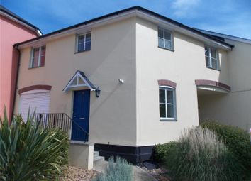 Thumbnail 2 bed end terrace house for sale in Riverside Mills, Launceston, Cornwall