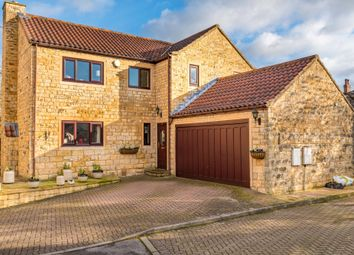 Thumbnail 4 bed detached house for sale in Church Meadows, Bramham