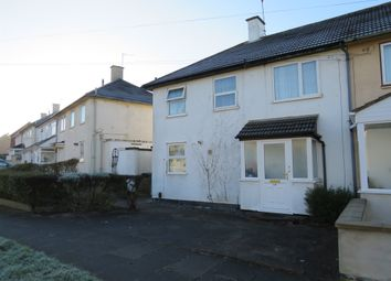 Thumbnail 3 bedroom semi-detached house for sale in Blundell Road, Evington, Leicester