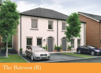 Thumbnail 3 bedroom semi-detached house for sale in Dillon/Harlow Green, Meeting Street, Moira