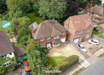 Thumbnail 5 bed detached house for sale in Gurney Court Road, St Albans, Hertfordshire