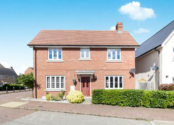 Thumbnail 4 bed detached house for sale in Corunna Drive, Colchester
