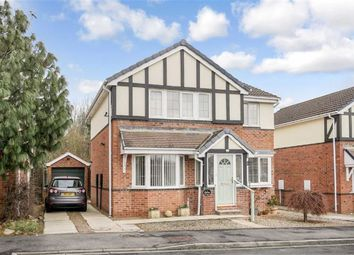 Thumbnail 4 bed detached house for sale in Harebell Close, Harrogate, North Yorkshire