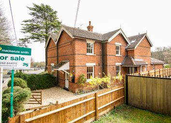 Station Hill, Winchfield, Hook RG27. 3 bed semi-detached house for sale