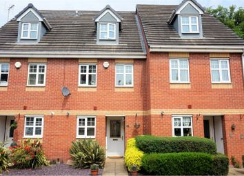 Thumbnail 3 bed town house for sale in Richardson Way, Rugeley