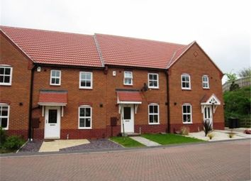 Thumbnail 3 bed semi-detached house to rent in Flannagan Way, Coalville