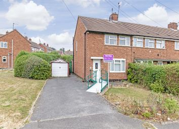Thumbnail 2 bed terraced house for sale in Loundeswood Avenue, Dunston, Chesterfield
