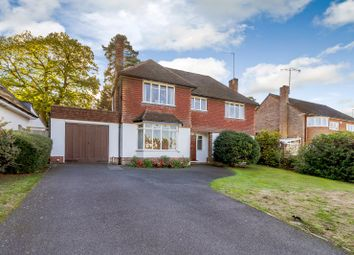Thumbnail 3 bed detached house for sale in Caenshill Road, Weybridge