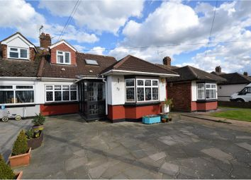 Thumbnail 4 bed property for sale in Thorndon Avenue, Brentwood
