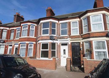 Thumbnail 3 bed terraced house for sale in Frederick Road, Great Yarmouth